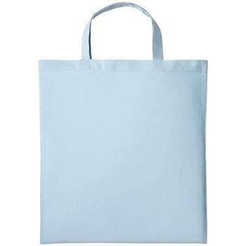 Bolsos Bolso shopping Nutshell RL110 Azul Pastel