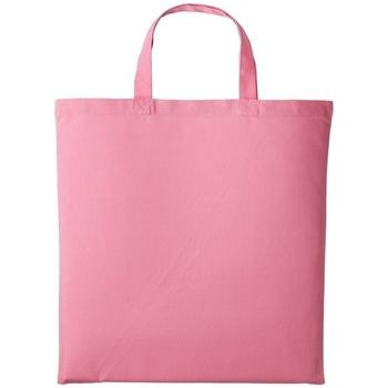 Bolsos Bolso shopping Nutshell RL110 Rosa Pastel