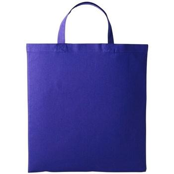 Bolsos Bolso shopping Nutshell RL110 Púrpura