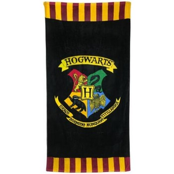 Casa Toalla de playa Harry Potter TA5996 Negro