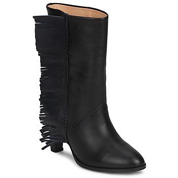 Zapatos Mujer Botas urbanas MySuelly GAD Negro