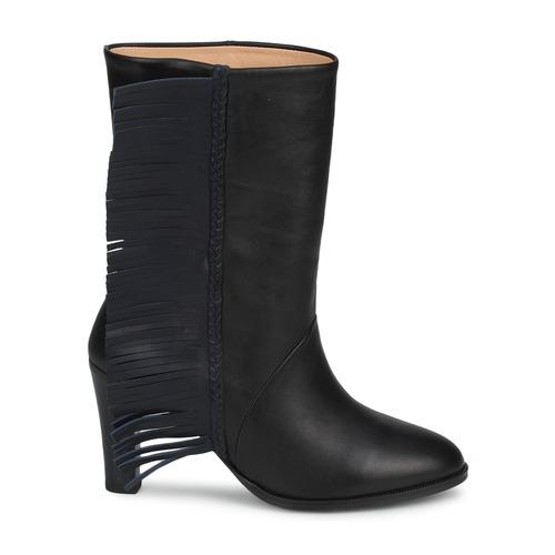 Negro Urbanas Gad Botas Mysuelly Zapatos Mujer CxQrhtds
