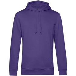 textil Hombre Sudaderas B&c WU33B Violeta