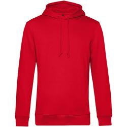 textil Hombre Sudaderas B&c WU33B Rojo