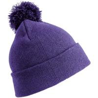 Accesorios textil Niños Gorro Result Winter Essentials RC028J Púrpura