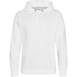 textil Hombre Sudaderas Awdis JH011 Blanco polar