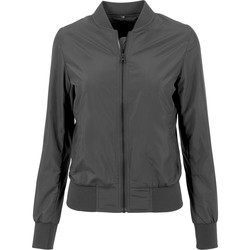 textil Mujer Chaquetas Build Your Brand BY044 Negro
