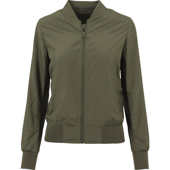 textil Mujer Chaquetas Build Your Brand BY044 Oliva