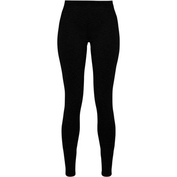 textil Mujer Leggings Build Your Brand BY099 Negro