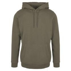 textil Hombre Sudaderas Build Your Brand BB001 Verde