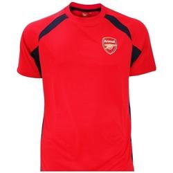 textil Niño Camisetas manga corta Arsenal Fc  Negro