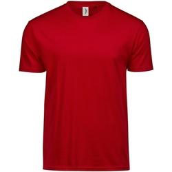 textil Hombre Camisetas manga corta Tee Jays TJ1100 Rojo