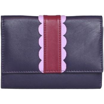 Bolsos Mujer Cartera Eastern Counties Leather  Morado/Rosa
