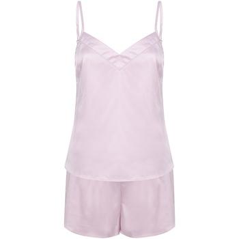 textil Mujer Pijama Towel City TC057 Rojo