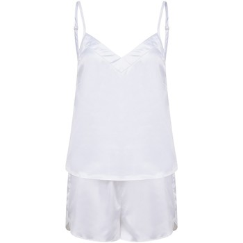 textil Mujer Pijama Towel City TC057 Blanco