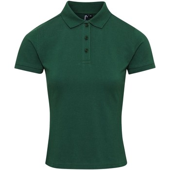 textil Mujer Tops y Camisetas Premier PR632 Verde botella