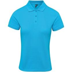 textil Mujer Tops y Camisetas Premier PR632 Turquesa