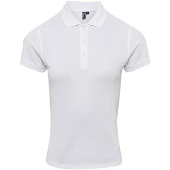 textil Mujer Tops y Camisetas Premier PR632 Blanco