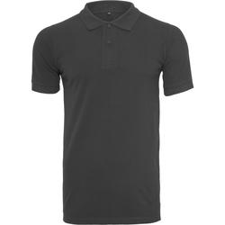 textil Hombre Tops y Camisetas Build Your Brand BY008 Negro