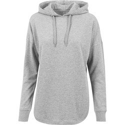 textil Mujer Sudaderas Build Your Brand BY037 Gris