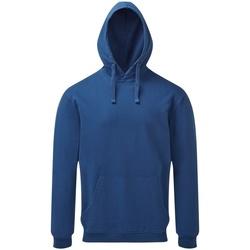 textil Hombre Sudaderas Asquith & Fox AQ045 Azul