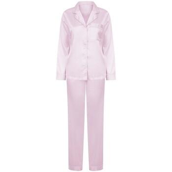 textil Mujer Pijama Towel City TC055 Rojo
