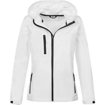 textil Mujer Chaquetas Stedman  Blanco