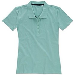 textil Mujer Tops y Camisetas Stedman Stars  Azul Escarcha
