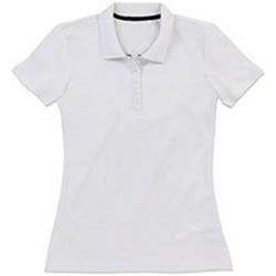 textil Mujer Tops y Camisetas Stedman Stars  Blanco