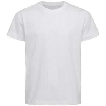 textil Niños Tops y Camisetas Stedman Stars  Blanco