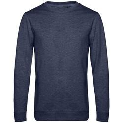 textil Hombre Sudaderas B&c WU01W Azul