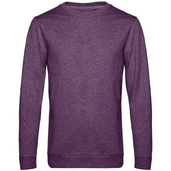 textil Hombre Sudaderas B&c WU01W Violeta