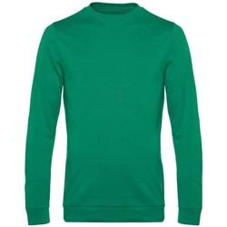 textil Hombre Sudaderas B&c WU01W Verde