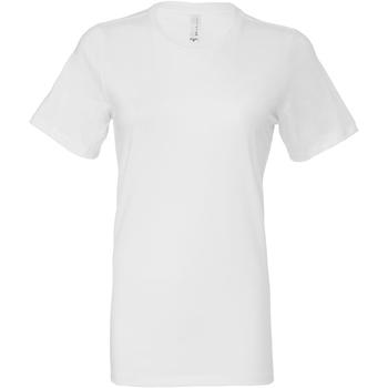 textil Mujer Tops y Camisetas Bella + Canvas BE6400 Blanco