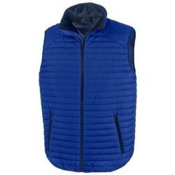 textil Chaquetas Result R239X Azul Real, Marino