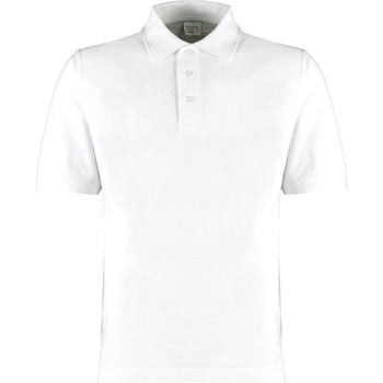 textil Hombre Tops y Camisetas Kustom Kit KK460 Blanco