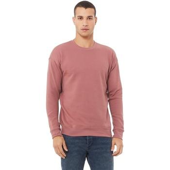 textil Hombre Sudaderas Bella + Canvas CA3945 Violeta