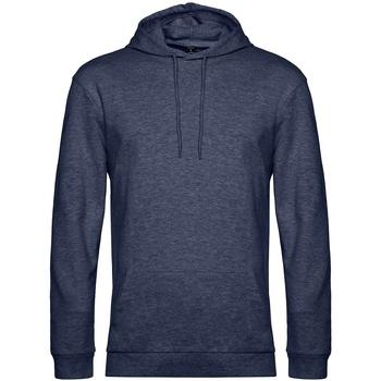 textil Hombre Sudaderas B&c WU03W Azul