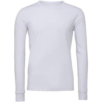 textil Camisetas manga larga Bella + Canvas CA3501 Blanco