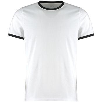 textil Hombre Tops y Camisetas Kustom Kit KK508 Negro