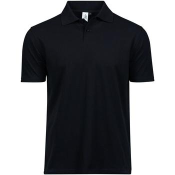 textil Hombre Tops y Camisetas Tee Jays TJ1200 Negro