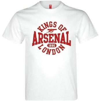 textil Tops y Camisetas Arsenal Fc  Rojo