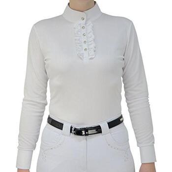 textil Mujer Tops / Blusas Hyfashion  Blanco