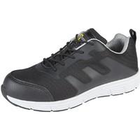 Zapatos Hombre Zapatos de trabajo Grafters  Negro/ Gris
