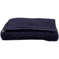Casa Toalla y manopla de toalla Towel City Taille unique Marino