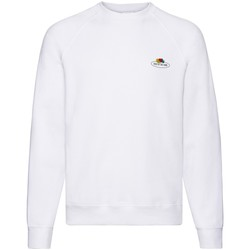 textil Hombre Sudaderas Fruit Of The Loom SS03R Blanco