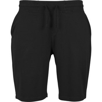 textil Hombre Shorts / Bermudas Build Your Brand BY080 Negro
