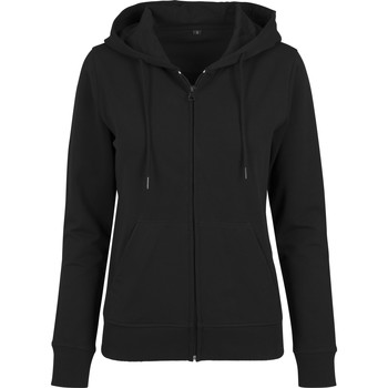 textil Mujer Sudaderas Build Your Brand BY069 Negro