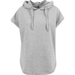 textil Mujer Sudaderas Build Your Brand BY034 Gris