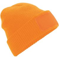 Accesorios textil Hombre Gorro Beechfield BC440 Naranja